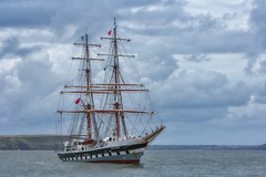 STAVROS S.NIARCHOS   Dunmore East, Co Waterford (Mark Desmond Photography) Tags: ireland dunmoreeast tallships waterford stavrossniarchos tallshipsyouthtrust markdesmond tallshipsrace2012 dublintallships