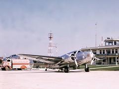Malton Airport 1939 - TCA Lockheed Electra 14H2s (14Hs) (Sudbury2Malton) Tags: