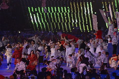 The Opening Ceremony of the London 2012 Paralympic Games (Paralympic) Tags: openingceremony london2012 paralympic teamgb paralympcs paralympicgreatbritain