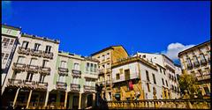 Mondoedo (guillenperez) Tags: plaza espaa buildings square spain edificios cathedral mayor main galicia galiza lugo mondoedo