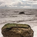 Lower Largo Rock on Beach