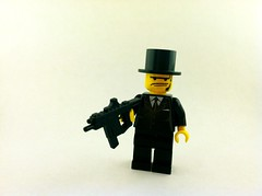 OMC HITMEN Top Hat (bugboy3000) Tags: lego brickarms brickwarrior brickarmycom brickwarriors
