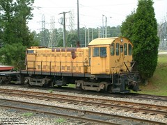 VAPX 1173 Chesterfield Station VA July 2002 b (Engine Shed) Tags: s3 alco piszczek