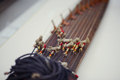 Korean Gayageum (Chuongy) Tags: wood musical korean instrument string 50 d800 musci
