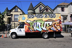 MOVER (STILSAYN) Tags: california graffiti oakland bay area mover 2012