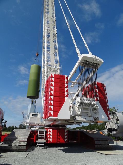 Enercon Öland wind turbines