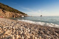 Plava Grota Beach