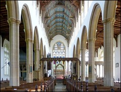Nave, St. Edmunds, Southwold, Suffolk (Lincolnian (Brian)) Tags: uk england church architecture suffolk nave abc southwold grade1 stedmunds