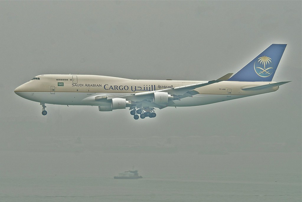 Saudi Arabian Airlines Cargo Boeing 747- by Aero Icarus, on Flickr