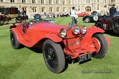 Alfa Romeo 8C 2300 Zagato Spider 1932 Windsor Concours of Elegance (Gary Harman) Tags: castle cars 1932 photography spider photo nikon photos d g racing h alfa romeo pro windsor gary gh concourse harman elegance zagato 8c 2300 gh4 gh5 gh6 garyharman garyharmancouk garyharmanuk