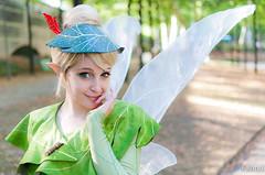 Harajuku 2012 - cosplay (fabnol) Tags: costume cosplay tinkerbell disney 2012 feclochette festivalharajuku