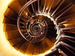The Monument Stairs (preynolds) Tags: london lookingdown spiralstairs themonument puddinglane tamron1750mm thegreatfireoflondon canon600d