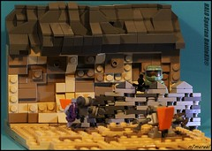 HALO Spartan BattleKit® (n7mereel) Tags: lego halo contest design your own set spartan grunt needler brickarms hcsr wall technique rock sand moc canon eos 60d ef 100mm f28l usm is mereel n7mereel n7 september