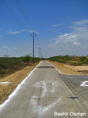 THE PATHS & THE WAYS (Bashir Osman) Tags: road pakistan sky cloud way path arrow karachi sassi sindh paquistão باكستان bashir 巴基斯坦 پاکستان travelpakistan 파키스탄 pakistán کراچی パキスタン muhammadbinqasim deebal bhanbore пакистан карачи gettyimagespakistanq12012 bashirosman gettyimagesmiddleeast كراتشي καράτσι કરાચી कराची aboutpakistan aboutkarachi travelkarachi પાકિસ્તાન পাকিস্তান pakistāna pakistanas sassuipunhoo