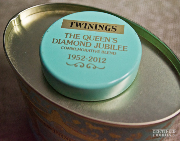 Twinings Diamond Jubilee Commemorative Blend