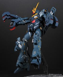Unicorn ver Titans 10 by Judson Weinsheimer