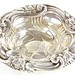 Lot 2016.  Art Nouveau Sterling Silver Bon Bon Bowl