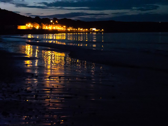 Filey Lights