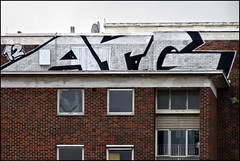 ATG (Alex Ellison) Tags: urban tower rooftop peter block graffit atg kilburn takeover panik northwestlondon