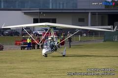 G-CHGA, Quik GTR Microlight (Ashley Middleton Photography) Tags: county aircraft aeroplane surrey microlight runway weybridge aviationday brooklandsmuseum sigma18200mmf3563dcos gchga quikgtr brooklandsrunway pmaviationltd