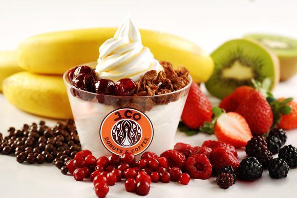 J.COOL Yogurt - single serving