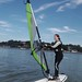 Beginners Windsurfing Lessons - Sept 2012