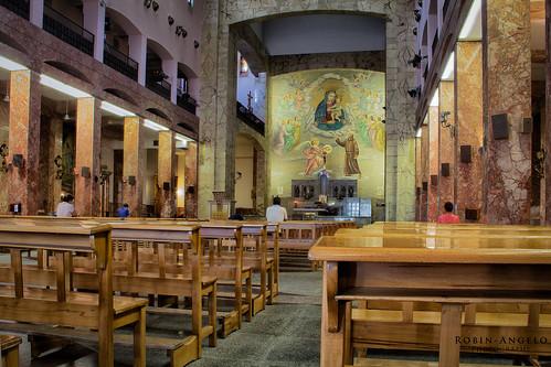 Sainte Marie des Grâce