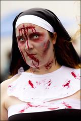 Zombie's (mundhras) Tags: costumes portrait halloween zombie asburyparknj zombiewalk2012 asburyparknjzombiewalk2012