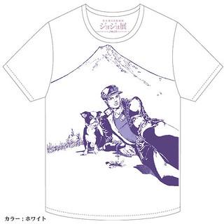 荒木飛呂彥原畫展『JOJO展 in TOKYO』會場限定T恤