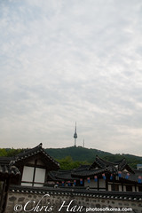 Travel Photo Korea (Damien Hansell Photography) Tags: house building modern landscape asia village traditional scenic tranquility nobody korea zen seoul kr fareast touristattraction traditionalculture traveldestination