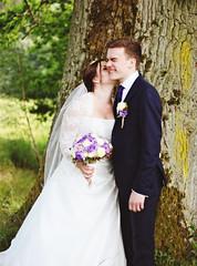 (julianesofiee) Tags: love wedding bride groom inlove photography canon5dmarkii canon portrait couple outdoor people