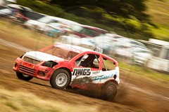 North Wales Autograss (MPH94) Tags: north wales autograss nw car cars auto motor sport motorsport race racing motorracing dirt dirty dust dusty canon 500d 70300 offroad off road citroen c2