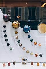 Time for a coffee (Sebastiano Runci) Tags: street colors canon 50mm europa europe details sigma caff cofee parigi nespresso 6d vsco vscocam