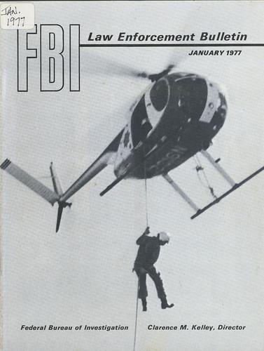 FBI law enforcement bulletin, From FlickrPhotos