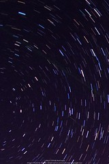Perseida en la Circumpolar (TEVR) Tags: breabaja lapalma canarias airelibre astrofotografia circumpolar perseida trazosdeestrellas estrellas olympus olyomdem10ii largaexposicin