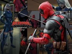 deadpool_006 (siuping1018) Tags: hottoys deadpool marvel photography actionfigures toy canon 5dmarkii 50mm