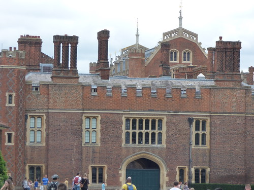 Hampton Court Palace - Seymour Gate