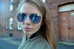 me,you and your mum. (plot19) Tags: me you mum family fashion fasion nikon north northwest northern now cool street manchester liv love olivia plot19 portrait photography pose england english woman girlpotrait britain sunglass reflection