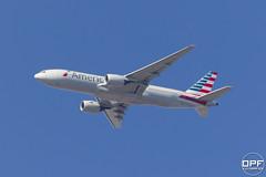 N784AN (Escursso) Tags: bcn barcelona catalonia lebl spotter tiana aircraft airplane avio avion plane spain spotting americanairlines boeing 777223er 777 b777 b772 aa112 n784an
