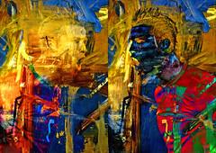 CR7 (mehr-zad) Tags: abstract absractexpressionist expressionist art arts arte artwork artist cristianoronaldo ronaldo cr7 realmadrid portugal football futball