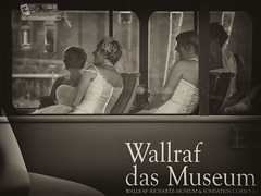 wedding at the museum (paule) Tags: cologne