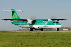 ATR 72-600, EI-FCZ (WestwardPM) Tags: atr72 eifcz aerlingus cornwallairportnewquay newquayairport