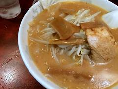 Miso Ramen from Bic Ramen @ Toranomon (Fuyuhiko) Tags: miso ramen from bic toranomon        tokyo