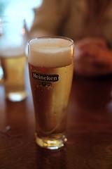 Its just local beer here Amsterdam. (Amselchen) Tags: cafe beer heineken amsterdam bokeh dof depthoffield fuji fujifilm fujinon fujifilmxseries fujifilmx xt10 xf35mmf14r