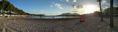 The Beach at Alcudia Panorama (Ian Campsall) Tags: alcdia panorama nexus6p beach sun spain balearicislands