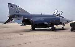 RF-4C  67449 March AFB (TF102A) Tags: aviation aircraft usaf f4 fighter phantom marchafb