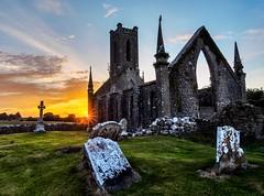 Sunset Ballynafah Church August 2016 (kckelleher11) Tags: 1122mm 2016 em ireland kildare olympus sunset august ballynafah omd zuiko
