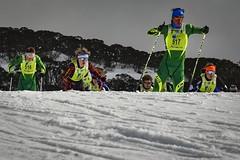 Australian Birkebeiner (phunnyfotos) Tags: phunnyfotos australia victoria vic northeastvictoria fallscreek bogonghighplains ski skiing skier skiers xc crosscountry skirace racers snow winter worldloppet kangaroohoppet australianbirkebeiner 2016 nikon d750 nikond750