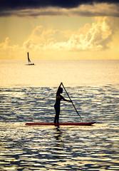 Sailing Alone