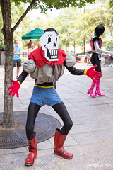 20160903-153731-5D3_8899 (zjernst) Tags: 2016 atlanta brothers characters convention cosplay costume dragoncon overwatch papyrus photoshoot sans skeleton skull undertale videogame